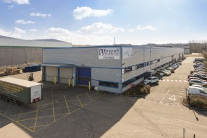 INDUSTRIAL WAREHOUSE INVESTMENT SOLD