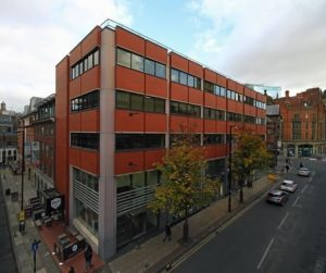 LEASE-END SOLUTION IN MANCHESTER FOR EXPANDING CORPORATE CLIENT