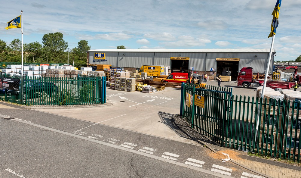 TRADE COUNTER INVESTMENT SOLD