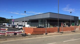 TIM HARRIES & PARTNERS APPOINTED TO MANAGE NEW RETAIL SCHEME